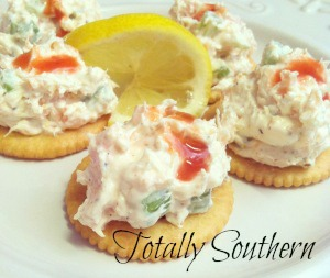 Sassy Shrimp Dip With Lemon and Tabasco Sauce