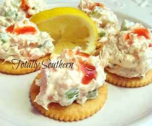 Sassy Shrimp Dip Appetizer Recipe