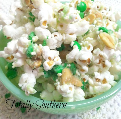 Bowl of Confetti Popcorn